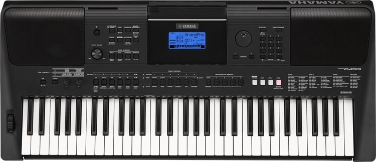 Beste Yamaha PSR-E453 Review