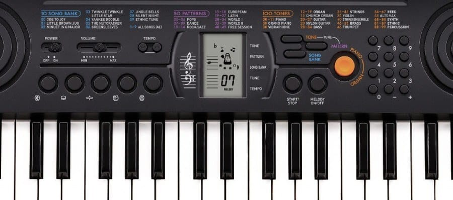Goedkoopste Casio SA-76 Review