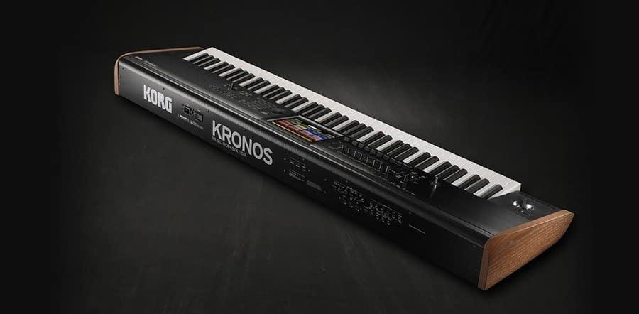 Goedkoopste Korg Kronos Review