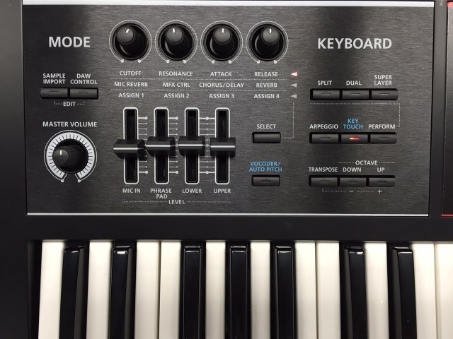 Goedkoopste Roland JUNO DS61 Review