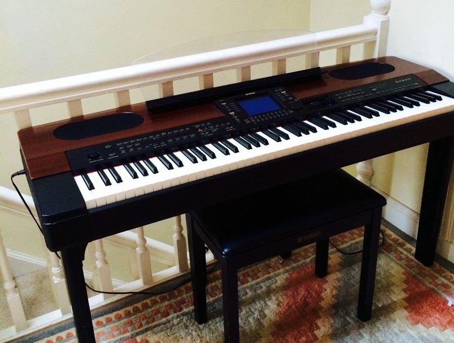 Yamaha digitale piano
