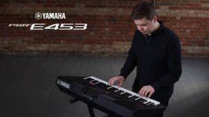 Yamaha PSR-E453 Review