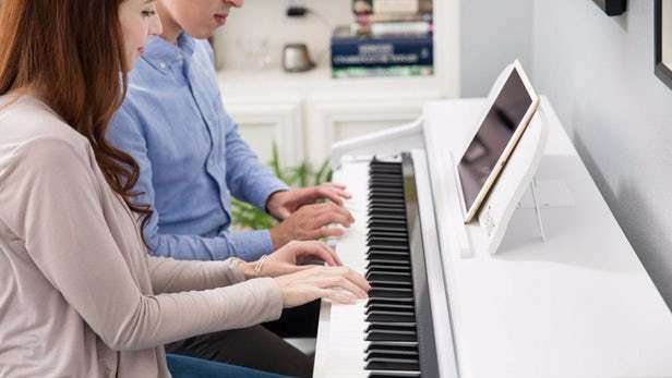 Kan ik mezelf piano leren spelen