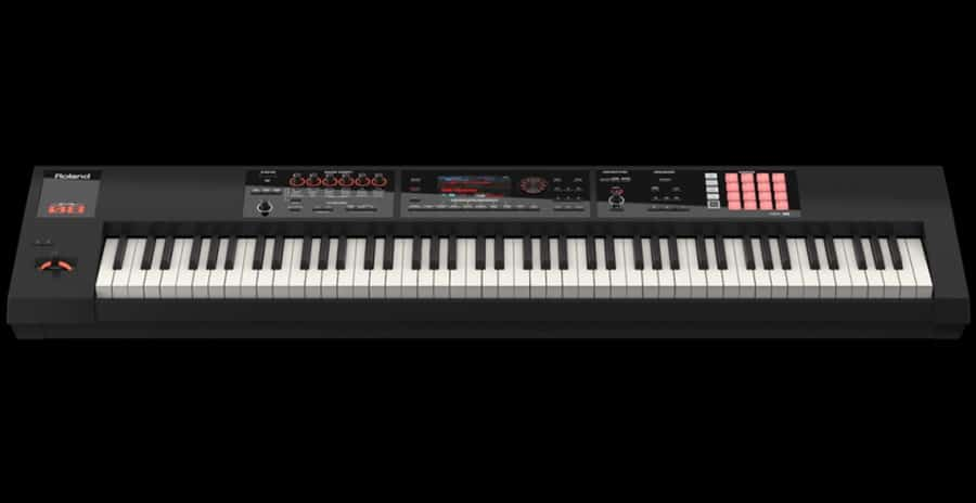 Goedkoopste Roland FA-08 Review