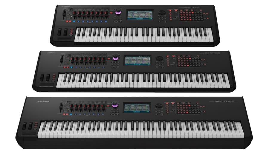 Goedkoopste Yamaha Montage 8 Review