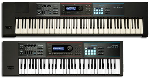 Goedkope Roland Juno DS88 Review