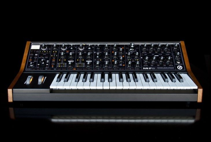 Beste Moog Sub 37 Review