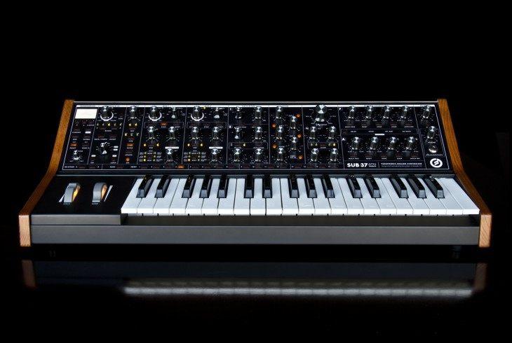 Beste Moog Sub 37 Review