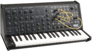 Korg MS-20 Mini monofone synthesizer