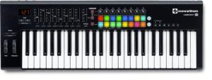 MIDI Controllers Novation Launchkey 49 MK2