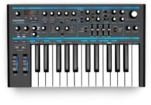 Novation Bass Station II analoge synthesizer