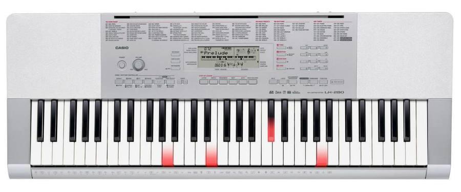 Piano Voor Kinderen Casio LK-280