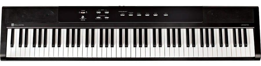 Piano Voor Kinderen Williams Legato