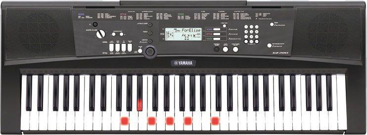 Piano Voor Kinderen Yamaha EZ-220
