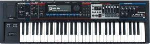 Roland Juno Gi polyfone synthesizer