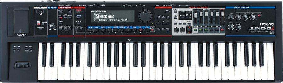 Roland Juno Gi polyfone synthesizer