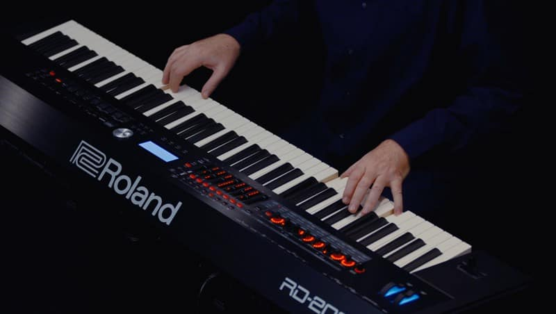 Beste Roland RD-2000 Review