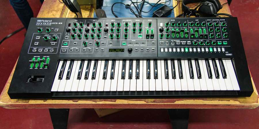 Beste Roland System 8 Review