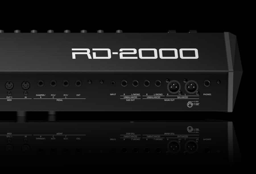 Goedkope Roland RD-2000 Review