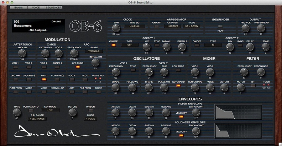 Goedkoopste Dave Smith OB-6 Review