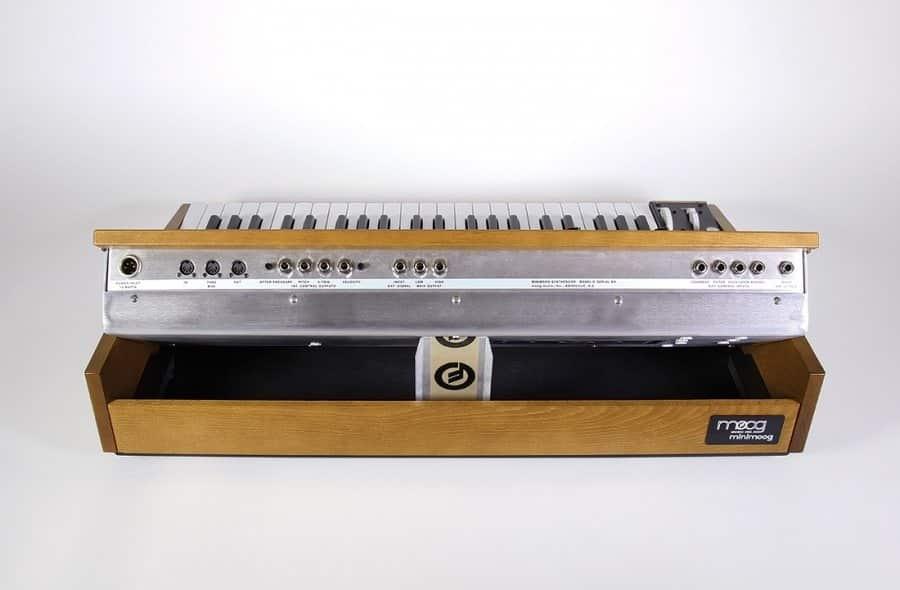 Goedkoopste Moog MiniMoog Model D Review