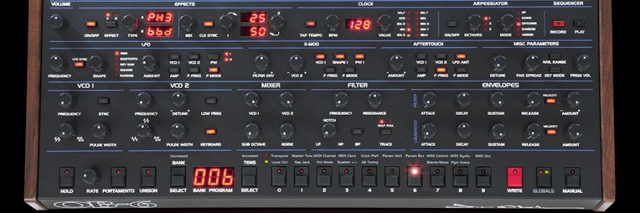 Goedkope Dave Smith OB-6 Review
