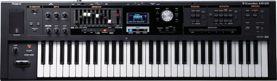Goedkope Roland VR-09 Review