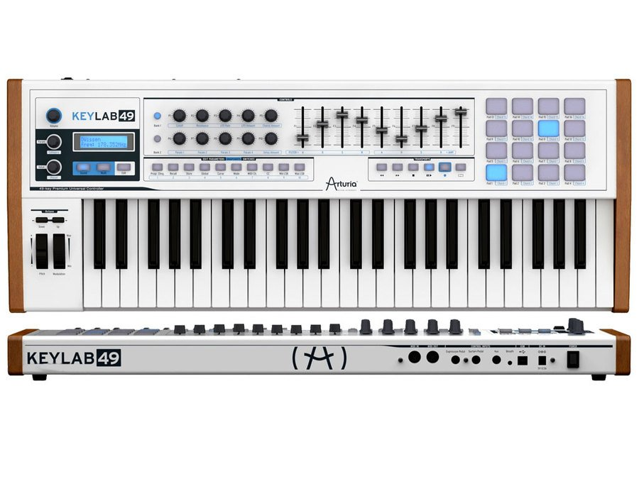 Beste Arturia KeyLab 49 Review