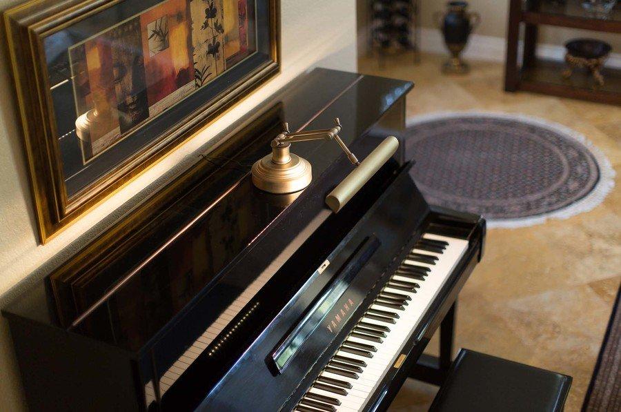 Beste Piano Lamp