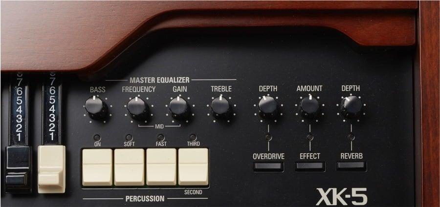 Goedkoopste Hammond XK5 Review