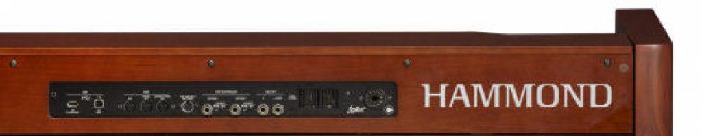 Hammond XK5 piano orgel review