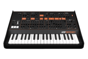 Korg ARP Odyssey synthesizer review