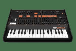 Korg ARP Odyssey synthesizer review