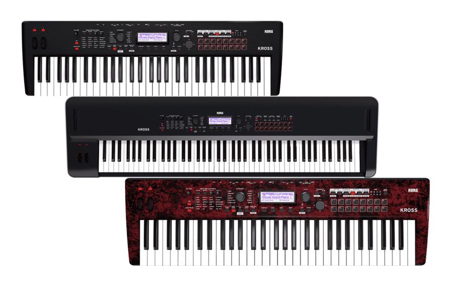 synthesizer Korg Kross 2