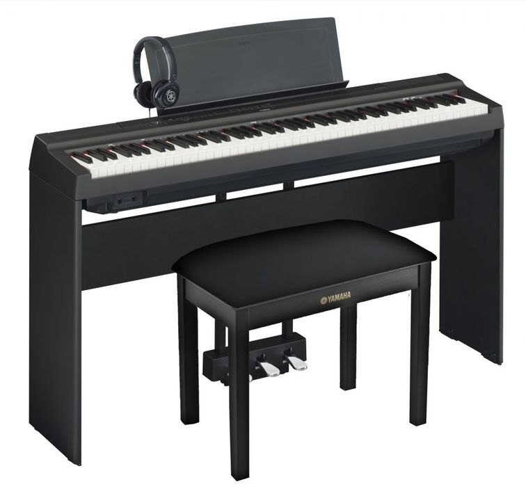 Yamaha P-125 digitale piano review