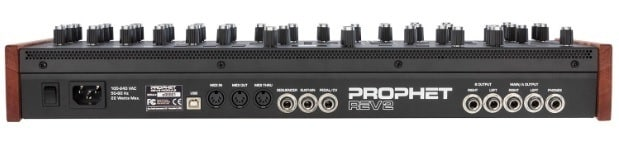 Beste Dave Smith Instruments Prophet REV2 Review