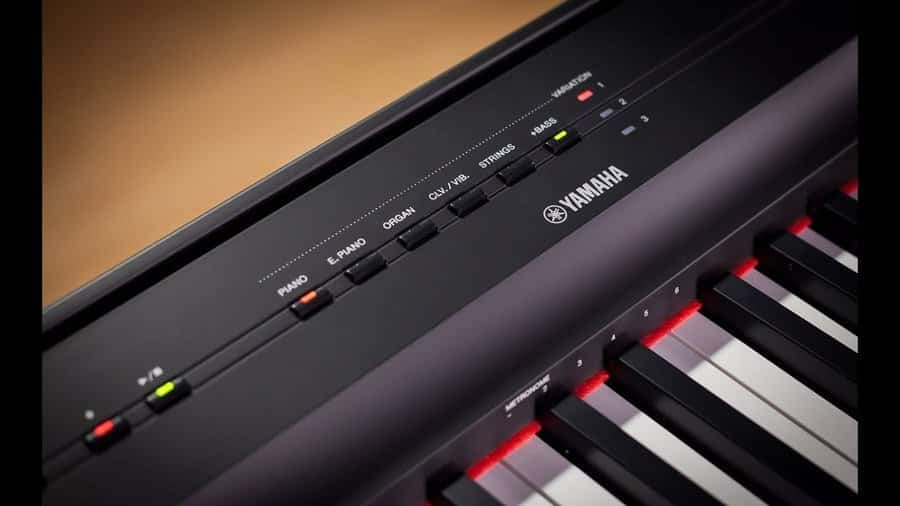 Goedkoopste Yamaha P-125 Review