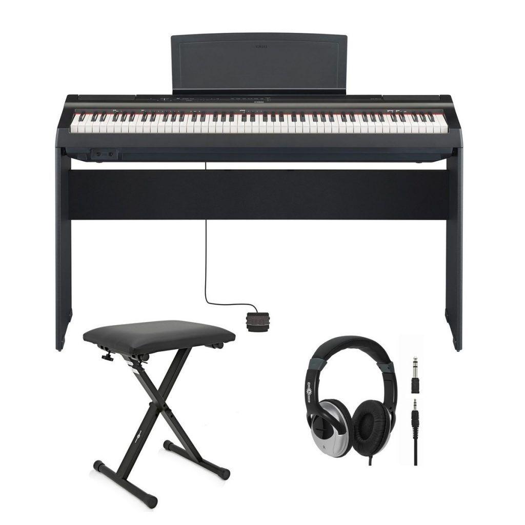 Yamaha P-125 digitaal piano
