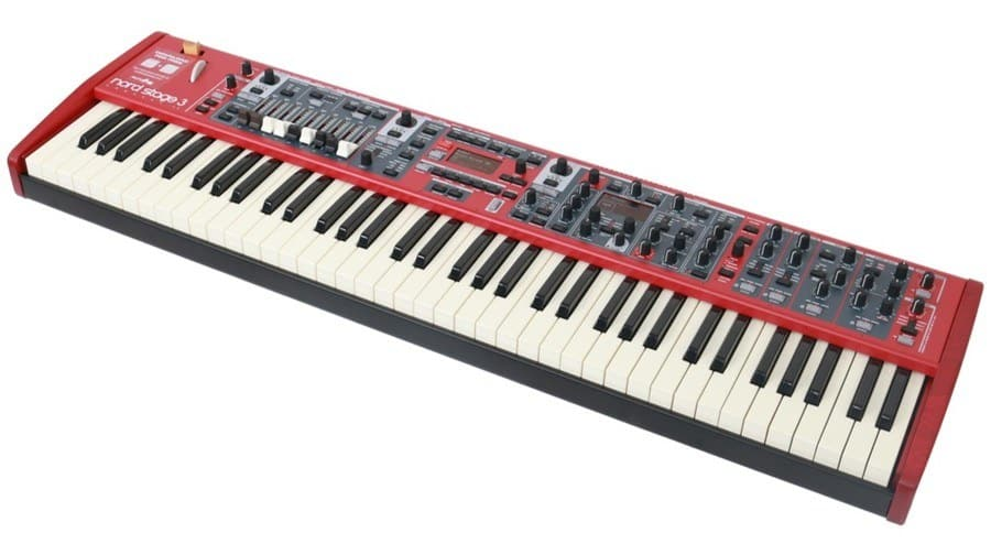 nord stage 3 review piano beste digitale keyboard