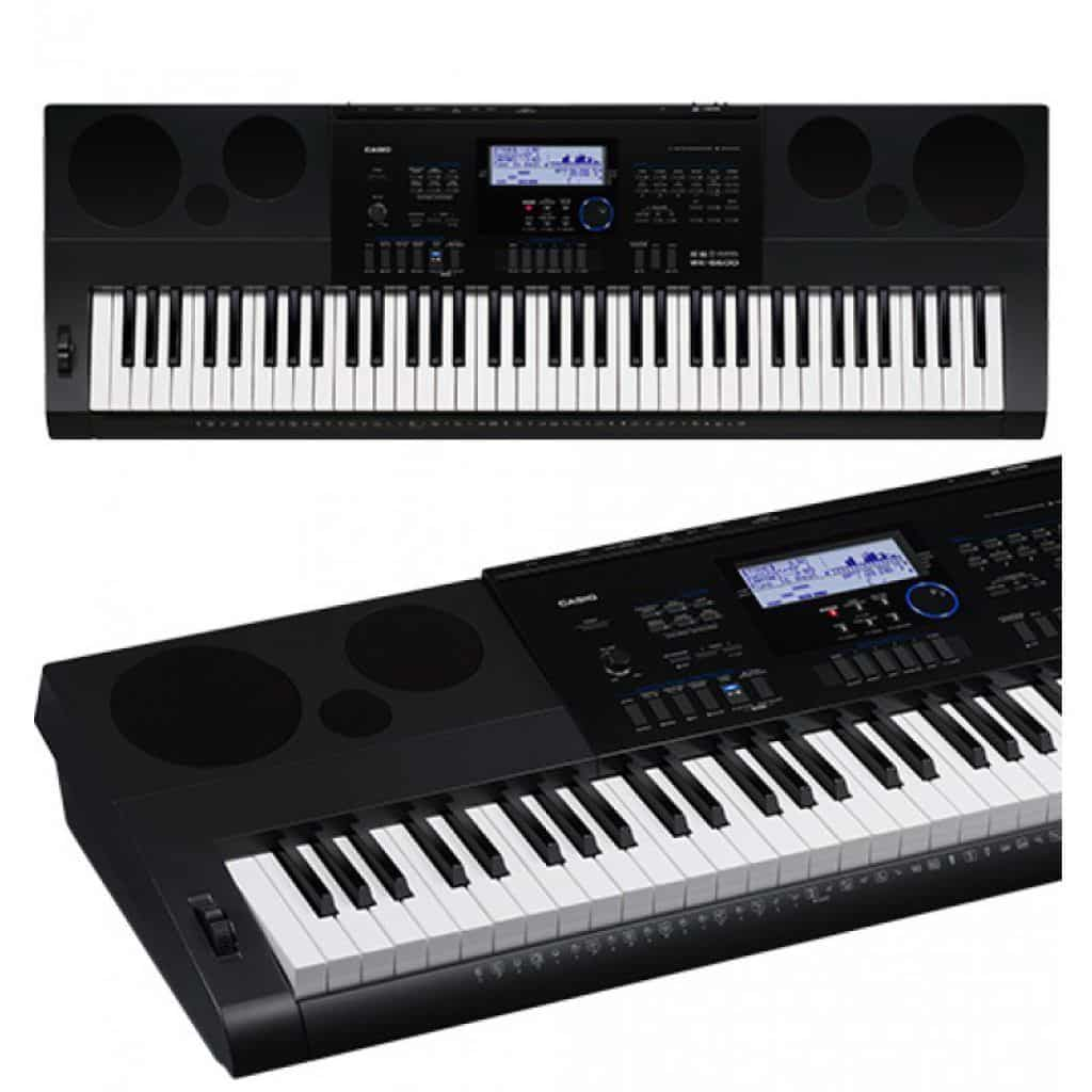 Keyboard Casio WK-6600 review