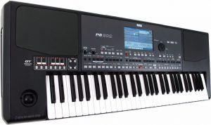 Korg PA600 functionaliteiten
