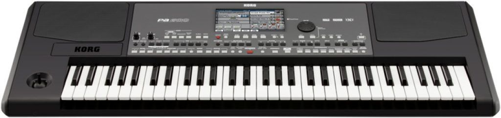 Korg PA600 review