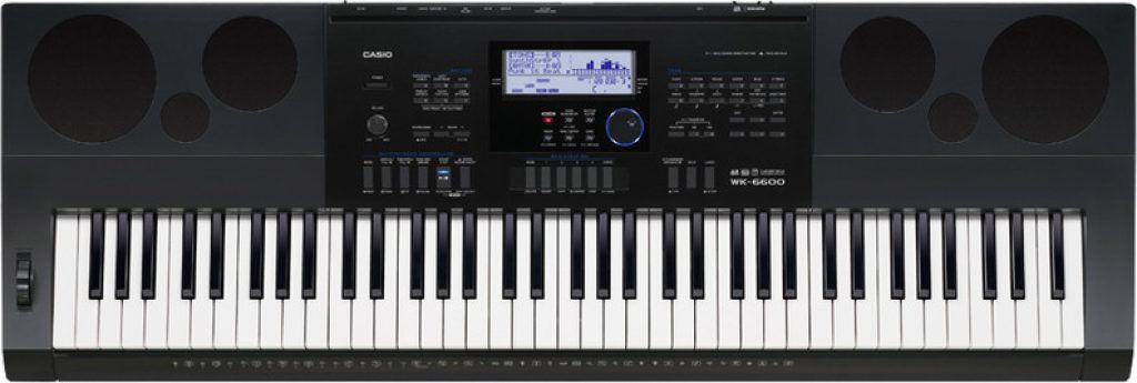 Stage piano Casio WK-6600 review