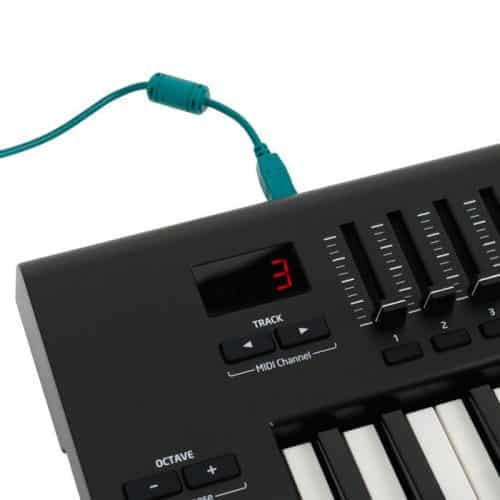 beste digitale piano novation launchkey 61 mk2 midi review