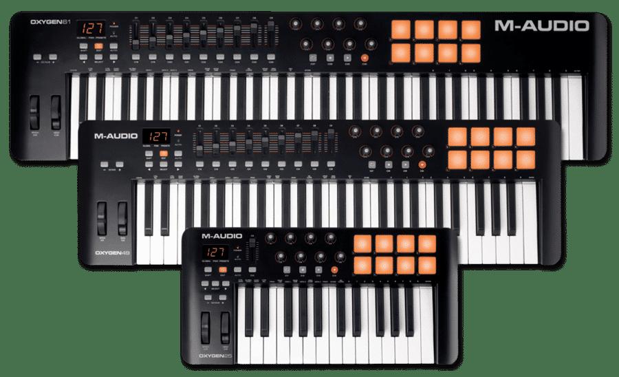 Beste M-Audio Oxygen 61 MK4 Review