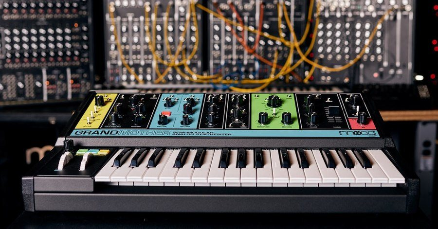 Beste Moog Grandmother Review
