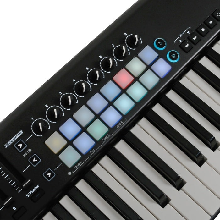 digitale piano novation launchkey 61 mk2 midi review