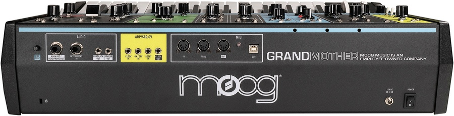 Goedkoopste Moog Grandmother Review