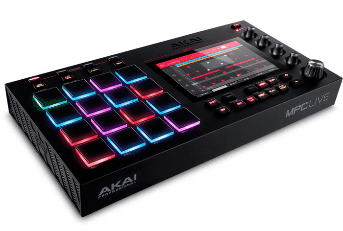 Akai MPC Live review