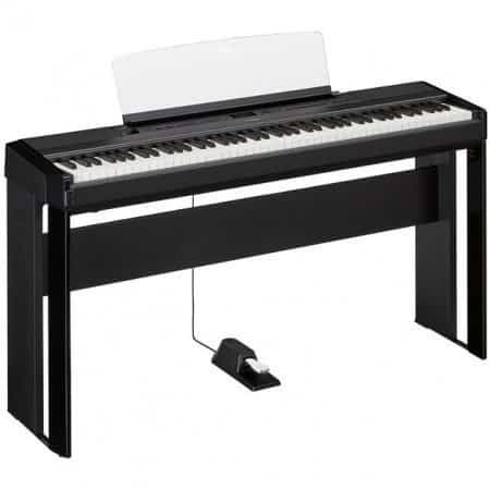 Yamaha P-515B review digitale piano